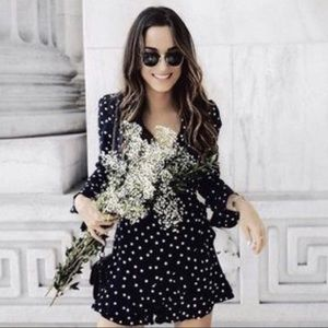 EUC Zara Romper size small. Blogger Favourite.